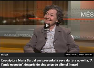 maria barbal tv3